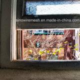 Rete metallica esagonale di Sailin per la finestra