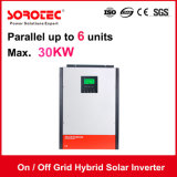 On / off -Grid Hybrid 3kVA-5kVA Pure Sine Wave Solar Inverter