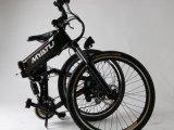 """Fabricante 26 """"Bicicleta eléctrica de montaña plegable para hombres, para adultos en Europa"""