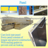 Schneller Installation PU-Panel-Weg in der Gefriermaschine