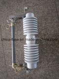 Il ritaglio ad alta tensione del fusibile della porcellana, cade fuori il fusibile 33kv 100A