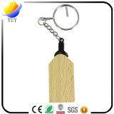 Anelli chiave di legno del faggio della natura