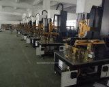 Halbautomatische steife Kasten-Verpackungs-Maschine Yx-450