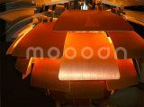 Europäische Artischocken-hängende Lampe 100% des Versions-Replik-Aluminiumkiefer-Kegel-pH mit weißer und kupferner Farbe