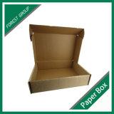 Изготовленный на заказ бумажная пересылая коробка с печатание логоса