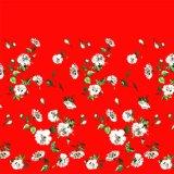 Tessuto 100% del poliestere del tessuto di stampaggio di tessuti di Digitahi (PF-043)