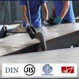 Plaque chaude d'acier doux de vente pour la meilleure qualité de construction navale