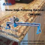 Máquina de polonês de pedra da borda para a borda Process do mármore/granito (MB3000)