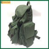 도매 (TP-BP207)를 위한 녹색 대용량 군 책가방