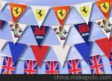 Bandierine esterne delle stamine su ordinazione della bandiera nazionale per le attività fantastiche