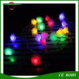 شمسيّة عطلة ضوء [روس] زهرة شمسيّة خيم ضوء [7م] [50لدس] أشجار يصمّم أضواء زخرفيّة [روس غردن] عيد ميلاد المسيح خارجيّ شمسيّة [لد] [فيري ليغت]