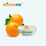 Polvere arancione secca fresca del succo di frutta per alimenti per bambini