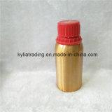 모자 Aeob-4를 가진 최신 판매 125ml 금 정유 알루미늄 병