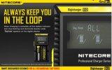 건전지 18650 Nitecore를 위한 신제품 Nitecore 2016마리의 최신 판매 D2 충전기