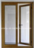 Portello composito di legno di alluminio della stoffa per tendine di nuovo stile