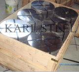 Edelstahl kaltgewalzter Kreis 304 mit guter Qualität