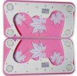 Rosafarbenes Badezimmer-elektronische Digital-Körpergewicht-Schuppe 180kg