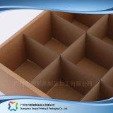 Preiswerte Packpapier-Ebene gepackter Falz-verpackennahrungsmittelkasten mit Hülse (xc-cbk-003)