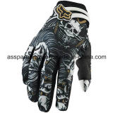 Modello classico di Fox che corre i guanti per gli accessori del motociclo (MAG04)