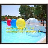 bola que recorre inflable del rodillo del agua de los 2m/del agua para la venta caliente