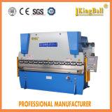 Frein de presse hydraulique du Roi Ball CNC, machine à cintrer en acier hydraulique