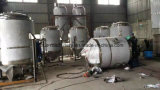 電気暖房のバッチミルクタンク