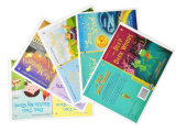 Quatre couleurs ont personnalisé des enfants, impression de livre d'histoire d'Elementery