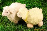Giocattolo della peluche dell'agnello del giocattolo delle pecore farcito abitudine