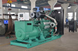 160-1000kw Genset Diesel silencioso portátil