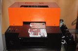 Impressora UV Flatbed do diodo emissor de luz do projeto 6 novos para a caixa do telefone/de vidro Multicolor/cerâmico/madeira/plástico/Leather/PVC/Ktboard