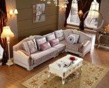 Modernes Hauptmöbel-Gewebe L Form-Sofa Y1501