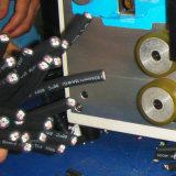 Hohe Präzisions-automatischer Drahtschneider und Kabel-Abstreifer/Twister-Maschine