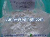 Testosterona esteróide eficaz Cypionate do pó da hormona com navio seguro e pureza elevada