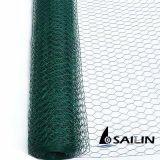 Sailin PVC 코팅 철사 그물세공 가금은 그물에 걸린다
