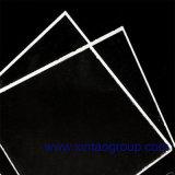 Feuille en plastique acrylique de couleur de matériaux de Vierge (XT136) comme feuille de PMMA ou feuille de plexiglass pour la fixation de construction
