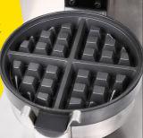 Padeiro do Waffle/máquina/Waffle elétricos do fabricante de Wafflle que faz a máquina