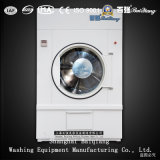 Secador industrial da lavanderia do uso da escola do aquecimento de vapor 25kg (material do pulverizador)