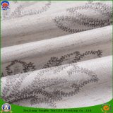 Rideau en polyester tissé par arrêt total imperméable à l'eau ignifuge à la maison de textile pour l'hôtel
