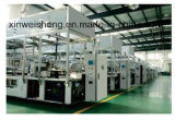 Dessiccateur de stérilisation de circulation d'air chaud de la fiole Asmr620-43 (refroidissement par eau) pour pharmaceutique
