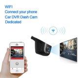 Câmeras do carro da visão noturna com gravador de vídeo de WiFi