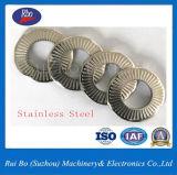Rondelles Anti-Desserrées de rondelle de contact d'acier inoxydable/acier du carbone Sn70093