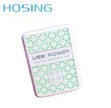 USB cobrando rápido adaptável 5V portuário 3A do carregador 4 da parede do baixo preço EU/UK/Us da fábrica de Shenzhen para o iPhone/Samsung/Huawei