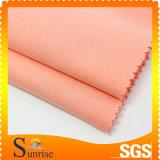 Saia del fronte del doppio del poliestere del cotone (pesca) (SRSCT 045)