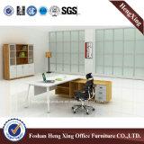Scrivania esecutiva del gestore della melammina di disegno moderno (HX-5DE212)