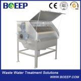 Externer Fed-Drehbildschirm verwendet in der industrieller Prozess-Abwasser-Vorbehandlung-Anwendung
