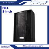 8 '' 2 (F8+) aussondern aktiven/passiven Fußboden-Stadiums-Monitor-Lautsprecher der Methoden-