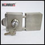 Blocage en verre HR-1149/HR-1148 de double de porte de l'acier inoxydable 304 :