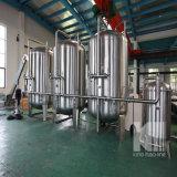 Compléter le système de filtre d'eau de source de montagne