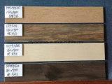 Горячая плитка плитки пола деревянная