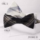 Laços de curva Jyc001-B do jacquard do algodão